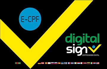 e-CPF A3  - Cartão inteligente